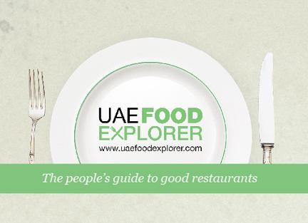 Standard Chartered Bank -  UAE Food Explorer