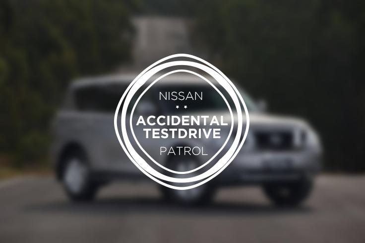 Nissan Patrol -  Accidental Testdrive