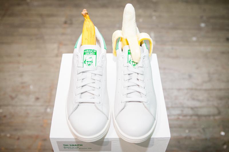 Bananas for life, 2013.