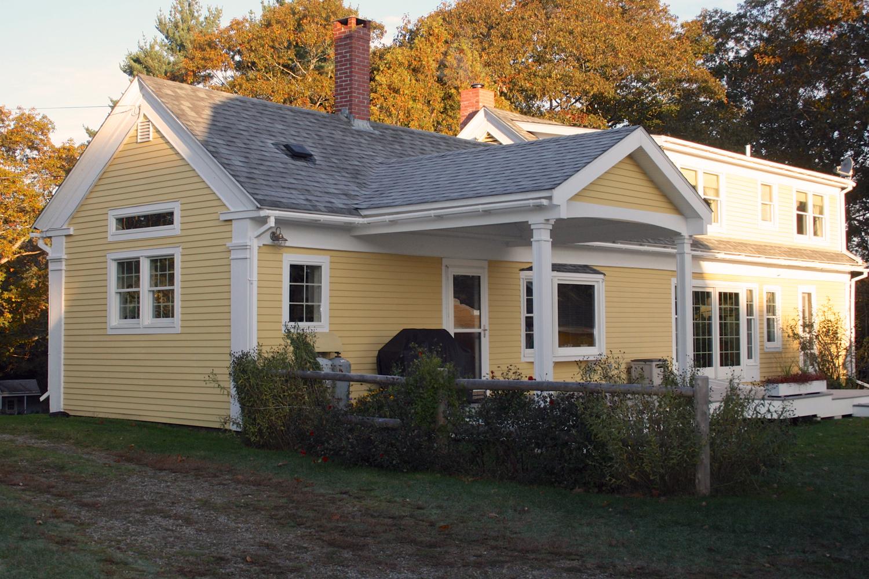 Historical Restoration & Remodel - Farm House - South Bristol, ME