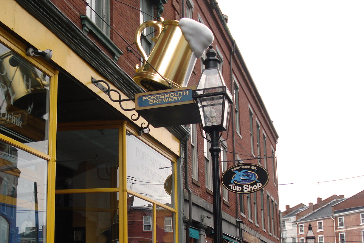 Historical Restoration - Portsmouth Brewery - Portsmouth, NH