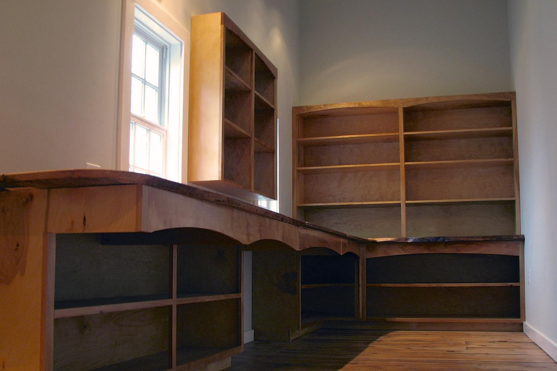 Cabinetry - Art Studio - Eliot, ME