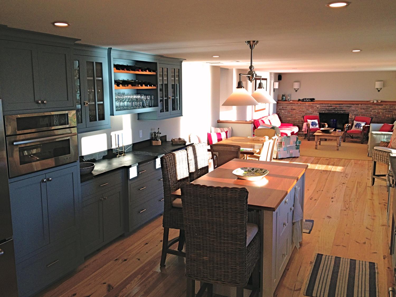 Design & Build - Summer Retreat - Sag Harbor, NY