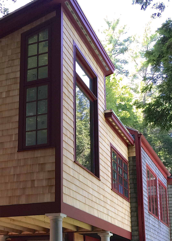 Design & Addition - Lake Retreat - Pawtuckaway Lake, NH