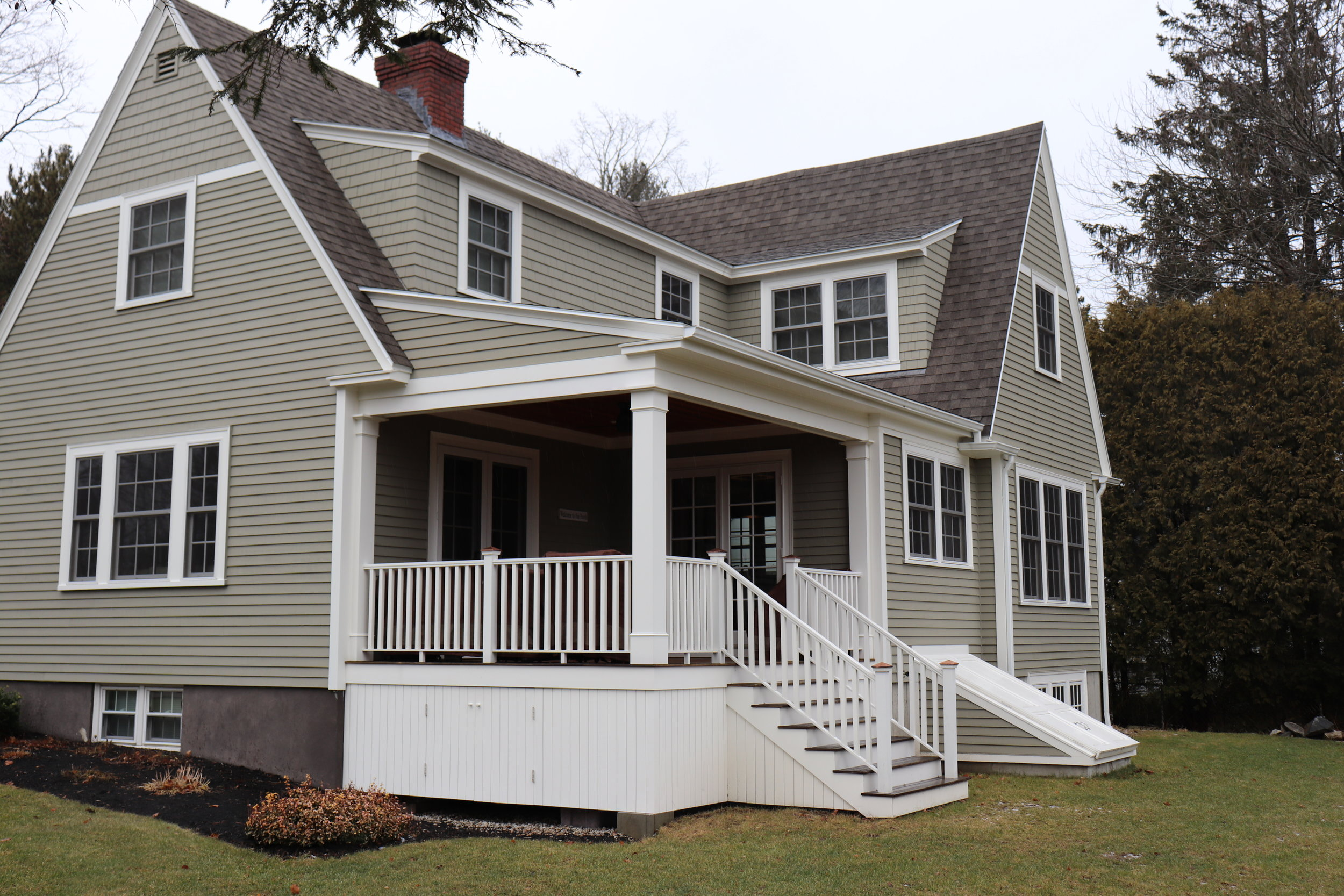 Craftsman Home Reborn Portsmouth Nh Haven Hill Builders