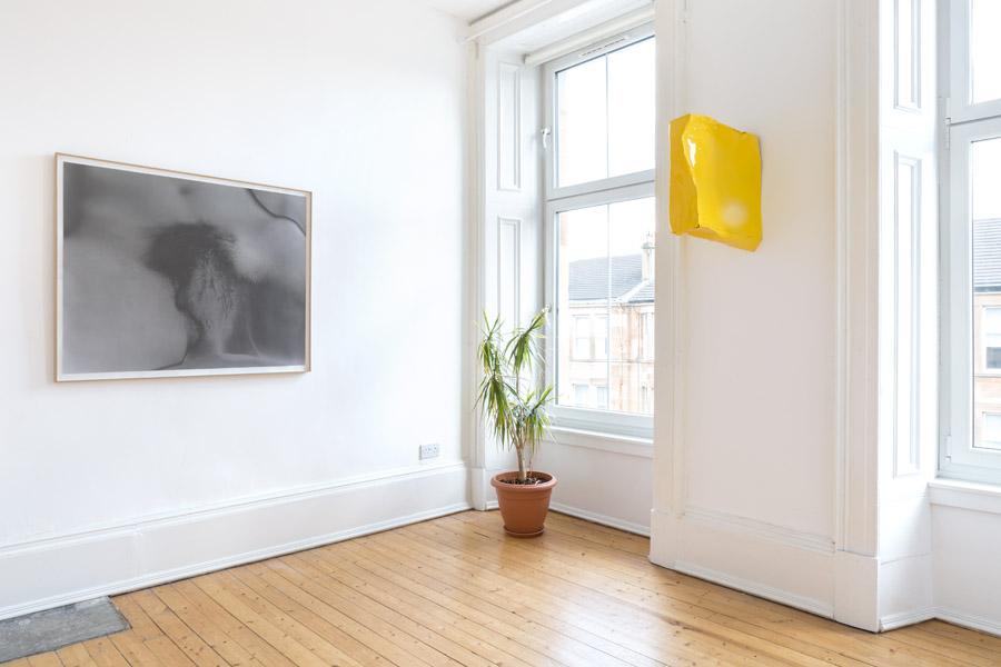 Salon Sebastian Monteux, Glasgow International, 2016