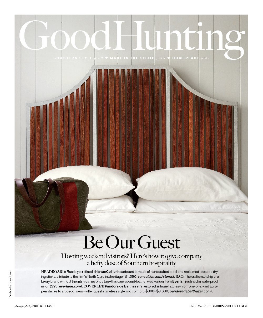 Southern Style: February / March 2013