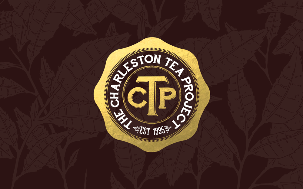 Logo for The Charleston Tea Project