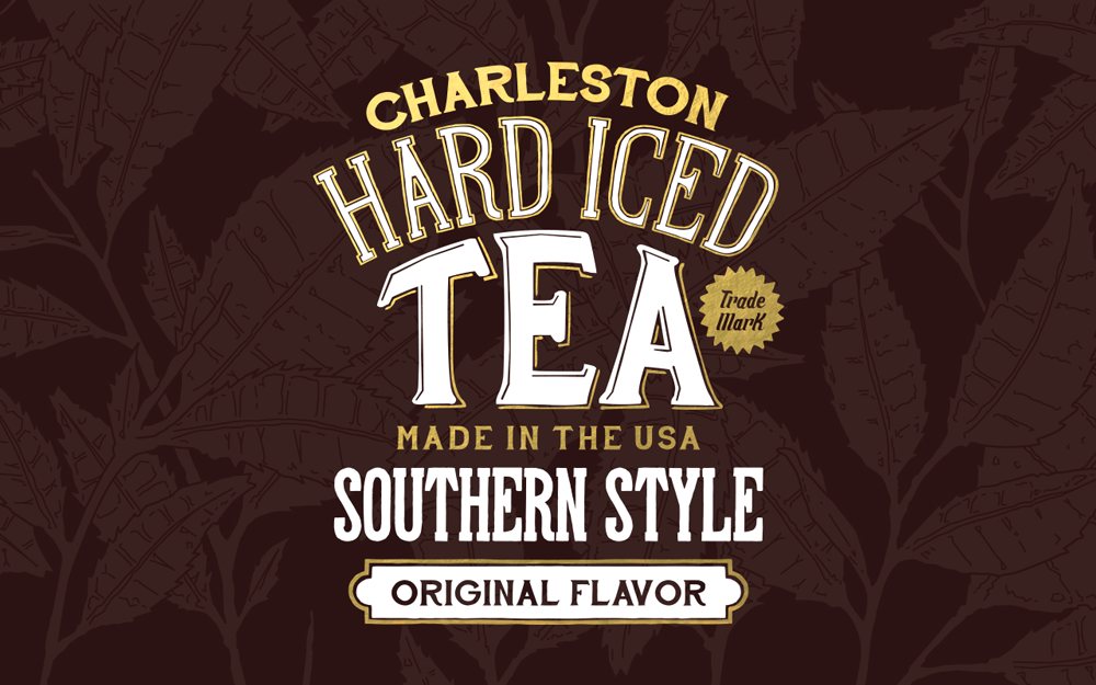 Logo for Charleston Hard Iced Tea
