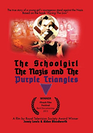 The Schoolgirl the Nazis and the Purple Triangles .jpg