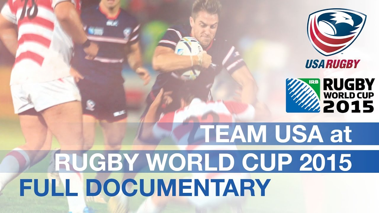 USA at Rugby world Cup 2015 - Behind the Scenes Documentary