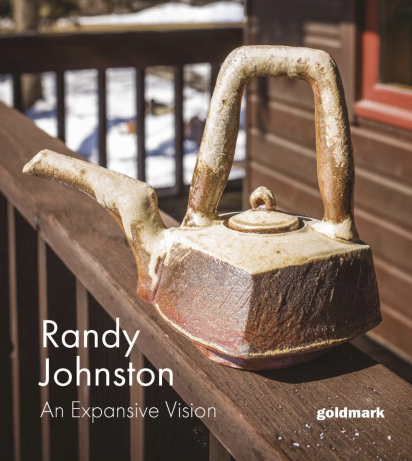 Randy Johnston - An Expansive Vision DVD - Goldmark Art Documentary Film