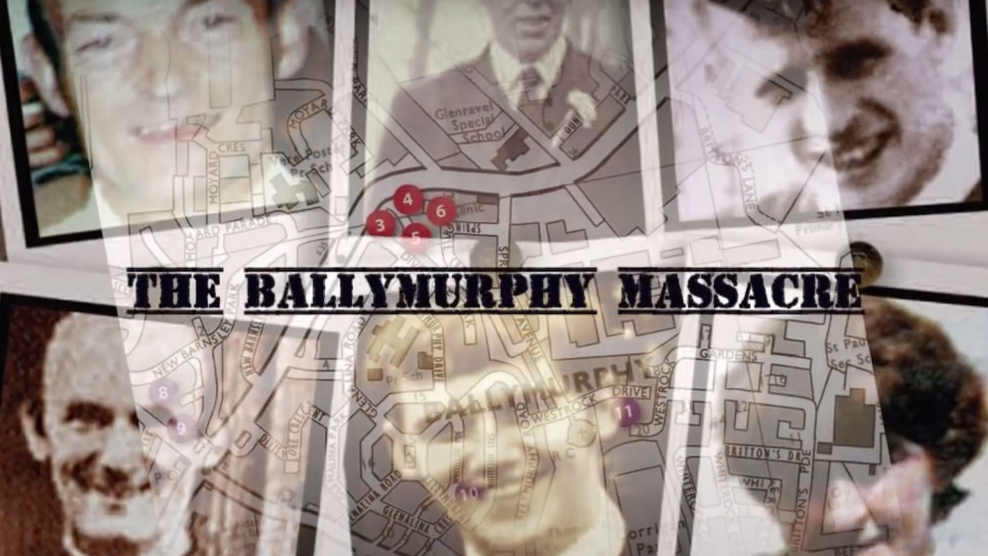 The Ballymurphy Massacre. - Award winning documentary