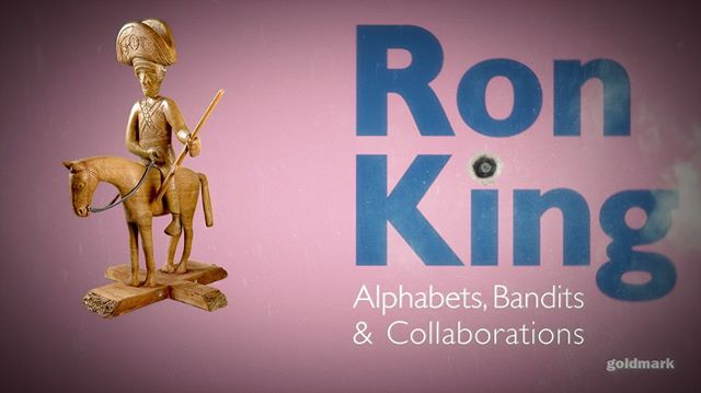 Ron King | Film Documentary | Alphabets, Bandits & Collaborations 55 Minute Documentary WATCH NOW www.YouTube.com/GoldmarkArt When a young boy sees a photo of the decapitated head of notorious Brazilian bandit Lampiгo in a book, it becomes an obsession and inspires him to create incredible multifaceted artworks in a life time journey that takes him from Brazil, to England, Canada and the United States as he struggles to have his work recognised and accepted. Photo by @jay_goldmark #RonKing #RonKingArt #goldmarkgallery #Documentary #DocumentaryFilm #fcpx #finalcutpro #finalcutprox #filmmaking #filmproduction