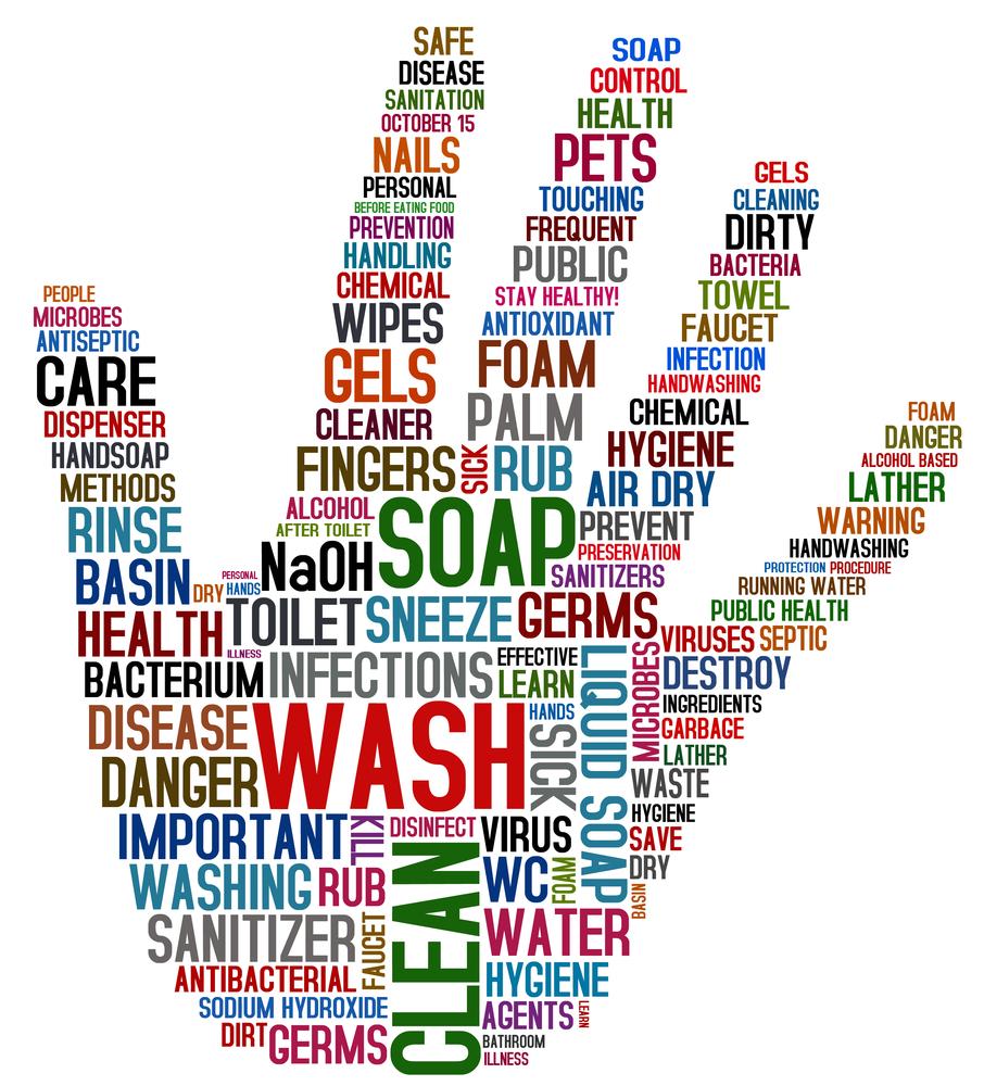 Handwashing matters