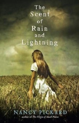 scent of rain and lightning