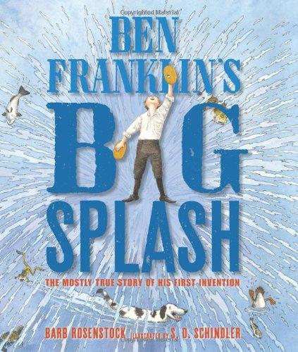ben franklins big splash