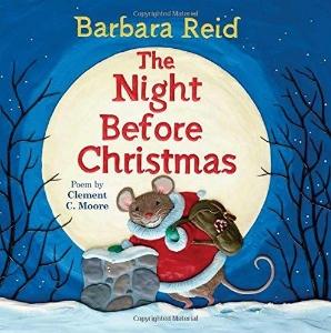 night before christmas reid kids book long enough