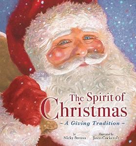 spirit christmas kids book long enough