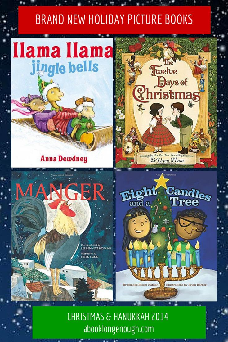 kids christmas hanukkah 2014 book long enough