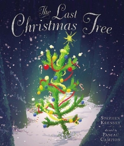 last christmas tree kids book long enough