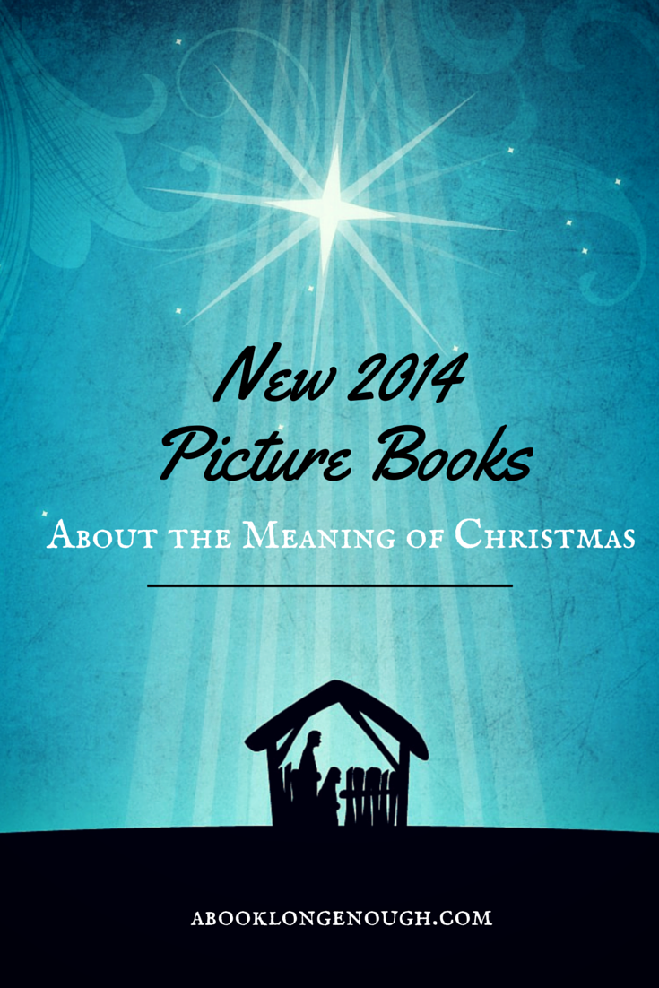 new 2014 christmas nativity religious kids book long enough