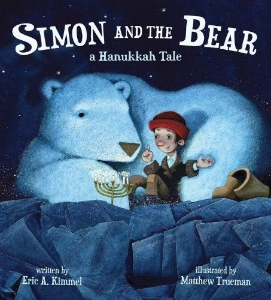 simon bear hanukkah kids book long enough
