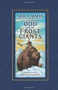 odd frost giants gaiman percy jackson read alikes kids book long enough