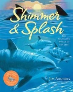 shimmer splash arnosky science kids book long enough