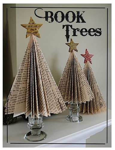 christmas candlestick trees book long enough
