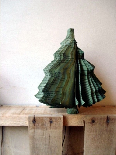 upcycled christmas tree craft book long enough