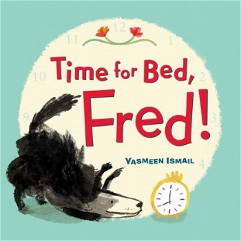 time for bed fred toddler preschool picture book long enough