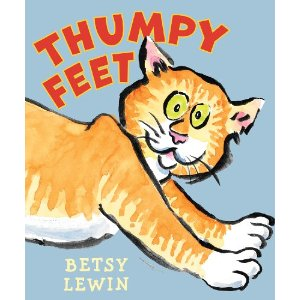 thumpy feet toddler preschool two three year old book long enough