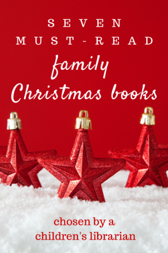 seven christmas kids family book long enough