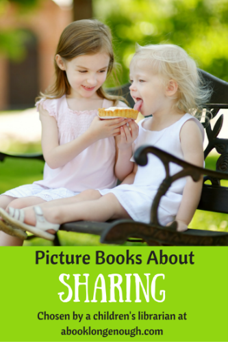 kids preschoolers young picture books about sharing book long enough