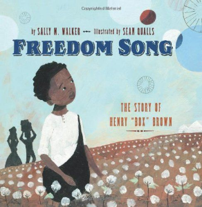 freedom song everyday civil rights heroes kids book long enough