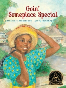 goin someplace special everyday civil rights heroes kids book long enough