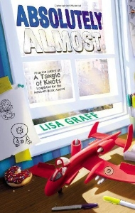 absolutely almost learning disabilities other-abled kids chapter book long enough