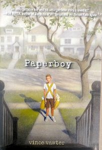 paperboy disability other-abled stutter kids chapter book long enough