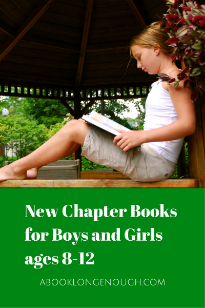 new tween chapter books long enough