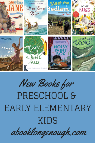 new books elementary preschool book long enough