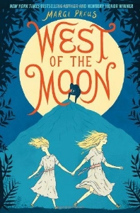 west of the moon chapter books for kids who like movie frozen book long enough
