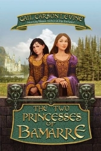 two princess of bamarre chapter books for kids who love frozen movie book long enough