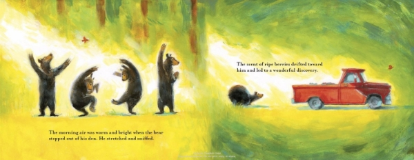 the bear ate my sandwich book long enough