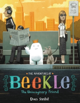 adventures of beekle 2015 caldecott medal winner kids book long enough