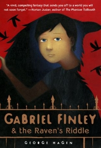 gabriel finley and the raven's riddle what to read after harry potter new kids fantasy chapter books 2014 2015 a book long enough