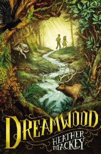 dreamwood  what to read after harry potter new kids fantasy chapter books 2014 2015 a book long enough