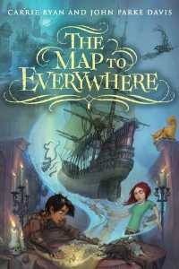 map to everywhere  what to read after harry potter new kids fantasy chapter books 2014 2015 a book long enough