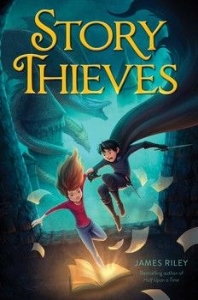 story thieves  what to read after harry potter new kids fantasy chapter books 2014 2015 a book long enough