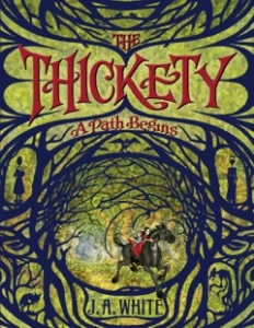 thickety a path begins  what to read after harry potter new kids fantasy chapter books 2014 2015 a book long enough